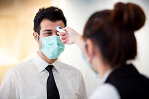 Can Your Employer Require You to Provide Your Body Temperature?