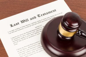 Papers about estate planning in sacramento