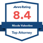 Nicole Valentine, Avvo Rating - Top Attorney