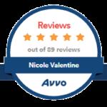 Nicole Valentine Avvo Reviews
